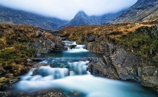 The-Fairy-Pools-on-the-Isle-of-Skye-Scotland